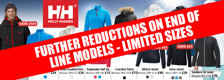 Helly Hansen 8 NEW Offers