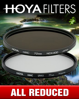 Hoya Filters All Reduced