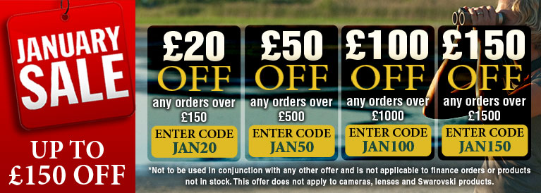 January Sale up to 150 Off