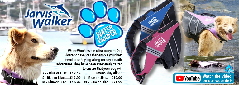 Jarvis Walker Water Woofer Life Jackets