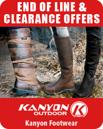 Kanyon Footwear End of Line and Clearance Offers