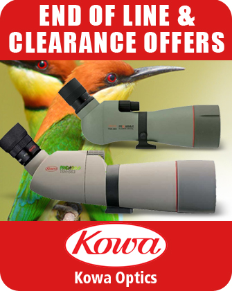 Kowa End of Line and Clearance Offers