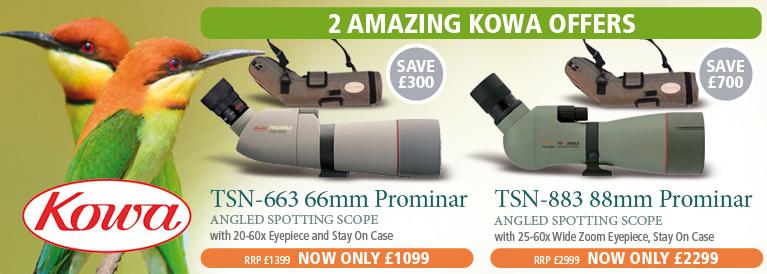 Kowa 2 Amazing Offers