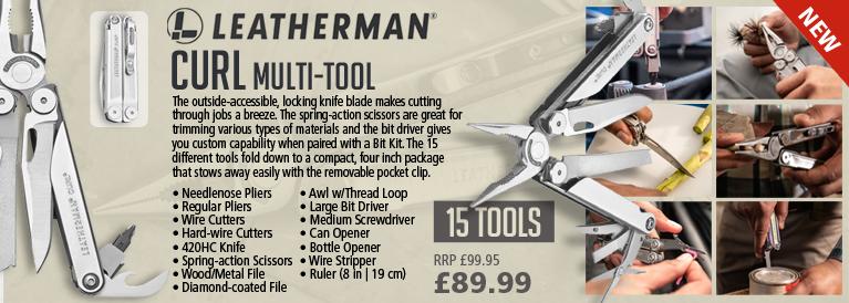 Leatherman Curl Multi-Tool