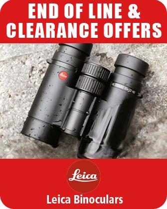 Leica Binoculars End of Line Clearance