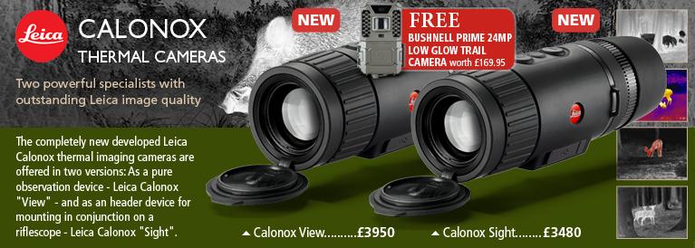 Leica Calonox Thermal Imager Cameras