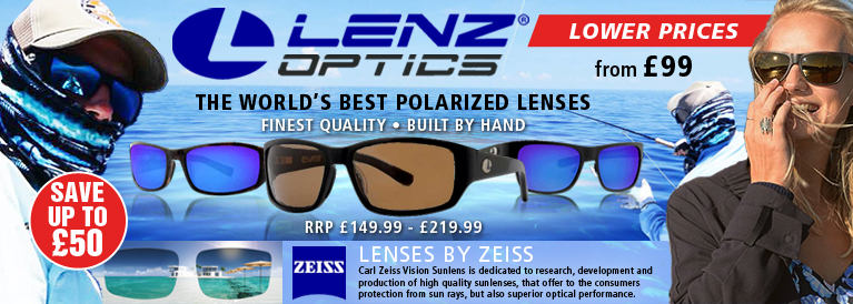 Lenz Optics Sunglasses