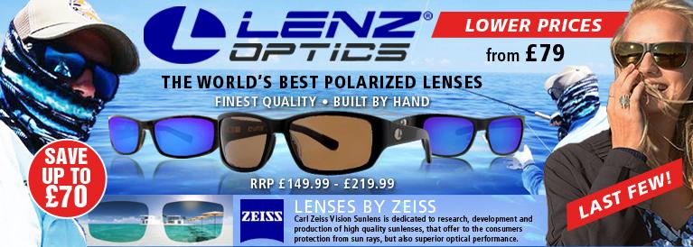 Lenz Optics Sunglasses