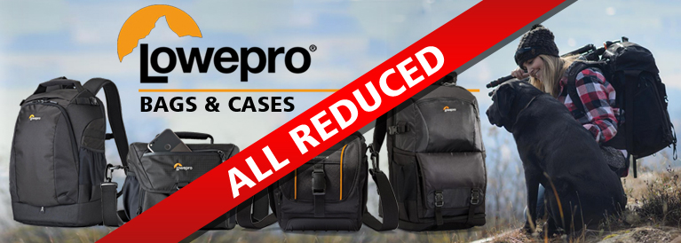 Lowepro All Reduced