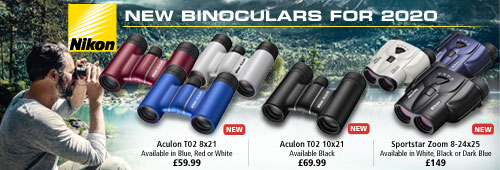 Nikon Aculon T02 and Sportstar Zoom