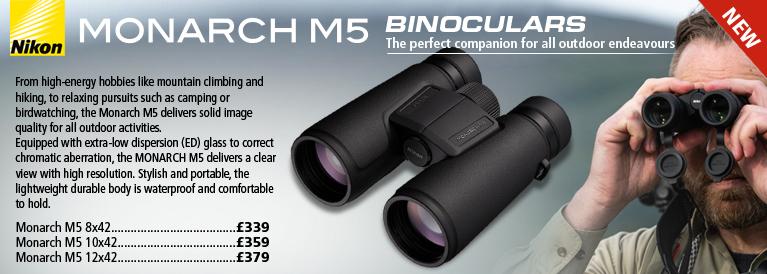 Nikon Monarch M5 Binoculars