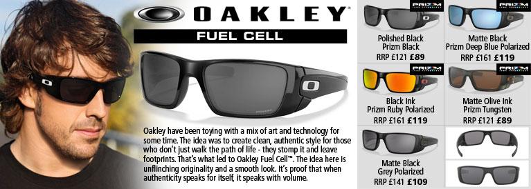 Oakley Fuel Cell Singlasses