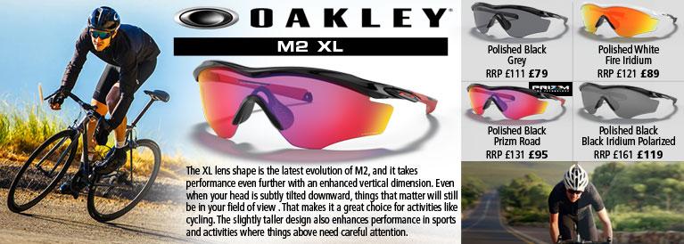 Oakley M2 XL Sunglasses