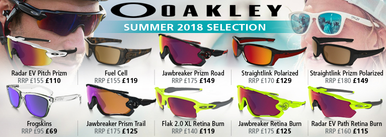 Oakley Summer Sunglasses 2017