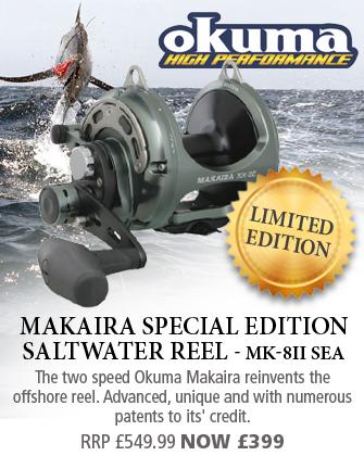 Okuma Makaira Special Edition Saltwater Reel - MK-8II SEa