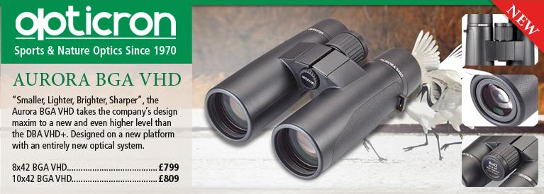 Opticron Aurora BGA VHD Binoculars