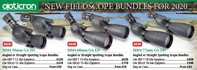 Opticron New Fieldscope Bundles