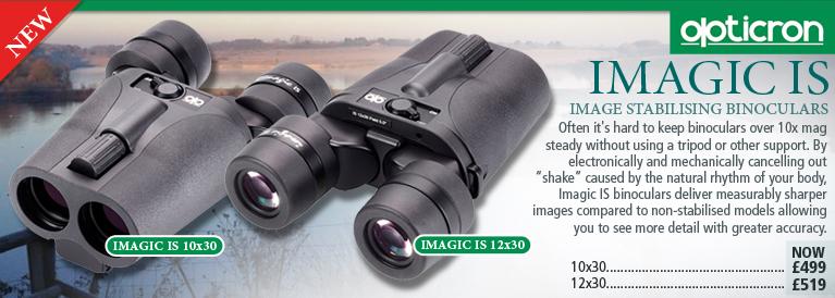Opticron Imagic IS Image Stabilising Binoculars