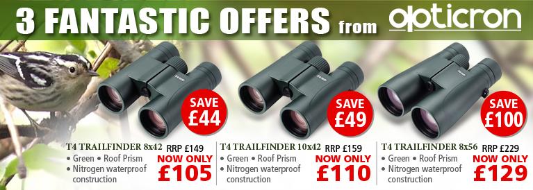 Opticron T4 Trailfinder Offer