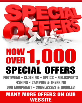 NOW OVER 1000 SPECIAL OFFERS