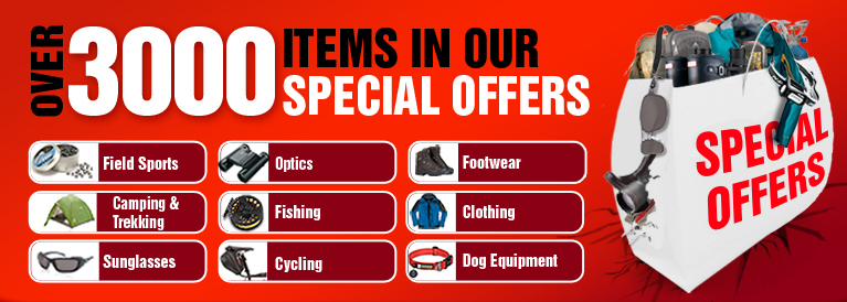 Over 3000 Special Offers