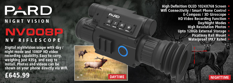 PARD NV008P NV Riflescope