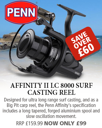Penn Affinity LC 8000 Surf Casting Reel