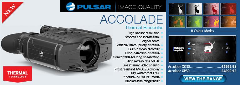 Pulsar Accolade Thermal Binoculars