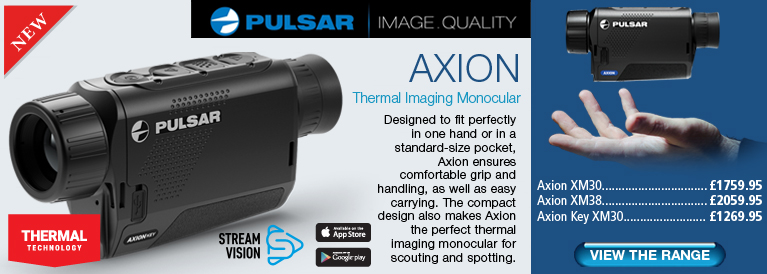 Pulsar Axion Thermal Imager