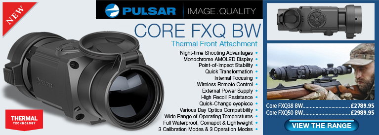 Pulsar Core FXQ Thermal Front Attachment