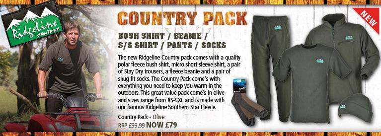 Ridgeline Country Pack