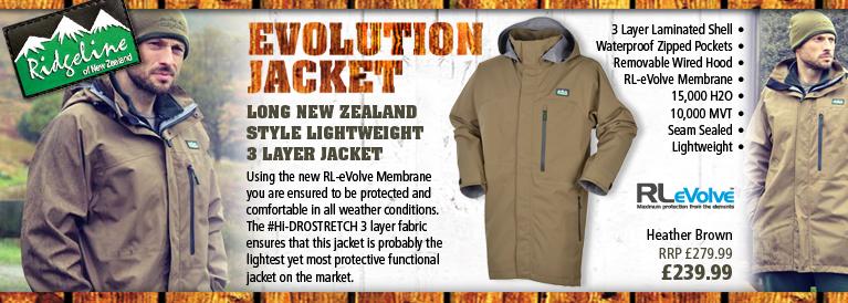 Ridgeline Evolution Jacket