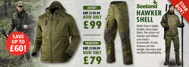 Seeland Hawker Shell Jacket and Trousers