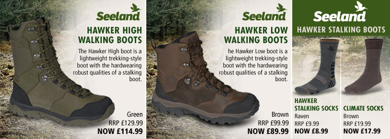 Seeland Hawker Stalking Boots