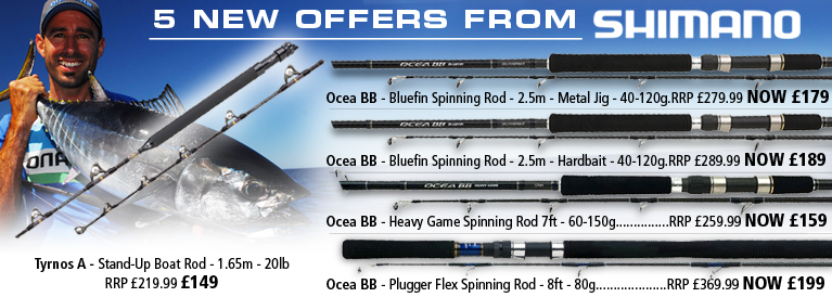 Shimano 5 New Offers