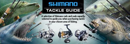 Shimano Tackle Guides