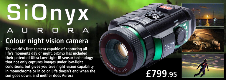 SiOnyx Aurora Colour Night Vision Unit