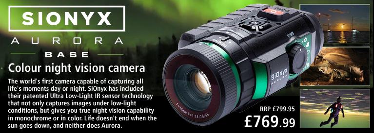 SiOnyx Aurora Colour Night Vision Unit
