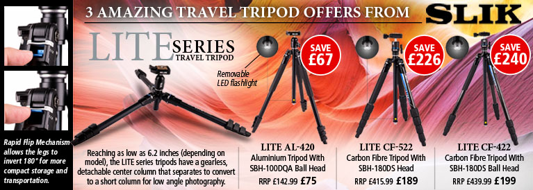Slik Tripod 3 Amazing Offers
