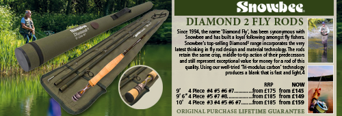 Snowbee Diamond 2 Fly Rods