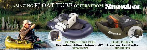 Snowbee Float Tubes