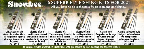 Snowbee Fly Fishing Kits