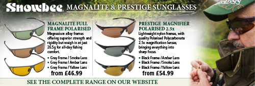 Snowbee Magnalite and Prestige Sunglasses