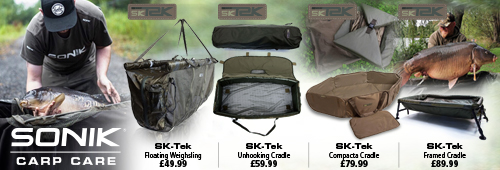 Sonik Carp Care Accessories