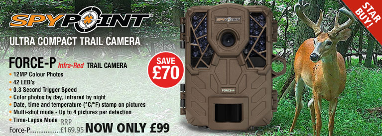 Spypoint Force-P Trail Camera