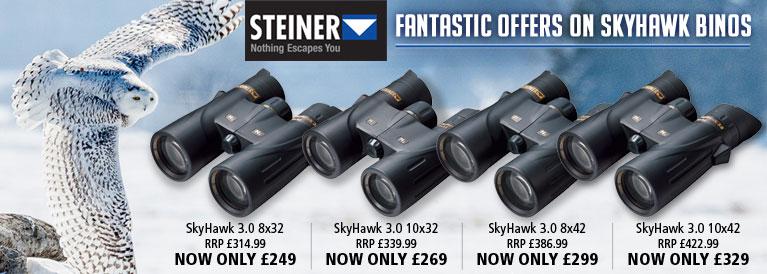 Steiner Skyhawk Binoculars
