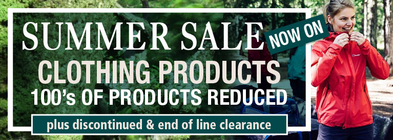 Summer Sale Now On Clothing Products