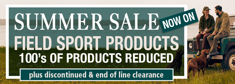 Summer Sale Now On Field Sport Products