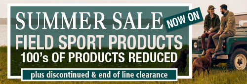 Summer Sale Now On Field Sports Products