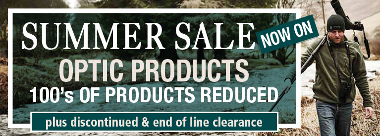Summer Sale Now On Optic Products